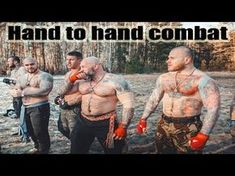 Russian special forces hand to hand combat - training and combat - YouTube