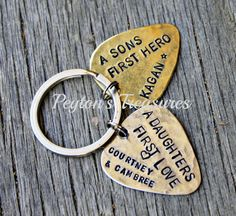 Hey, I found this really awesome Etsy listing at http://www.etsy.com/listing/151188548/hand-stamped-guitar-pick-keychain