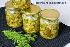 Pickles, Cucumber, Preserves, Mason Jars, Salads, Vegetables, Food, Ideas, Polish