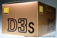 NIKON D3s 12.1MP Digital SLR Camera Body 15306 Shutter Excellent+ #Nikon