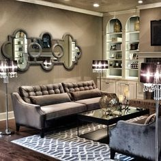 Empire Coffee Table Pinterest Pillows Living rooms and Room