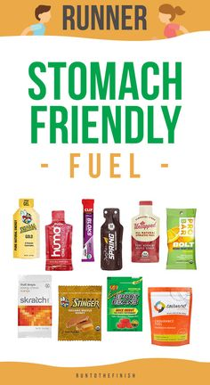 Skip the stomach ache and try these more natural energy gels! Plus lots of tips for how to fuel during your race and whole food options ache food upset upset health upset remedies ache Proper Nutrition, Nutrition Plans, Sports Nutrition, Nutrition Tips, Healthy Nutrition, Running Food, How To Run Faster, How To Run Longer, Health