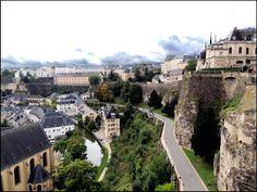 Люксембург / Lëtzebuerg