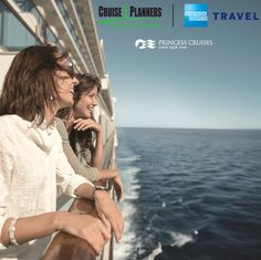 """Make your New Year """"Twice as Nice"""" with double onboard credit for balcony above and big savings on Princess Cruises! http://www.deserve2travel.com/"""