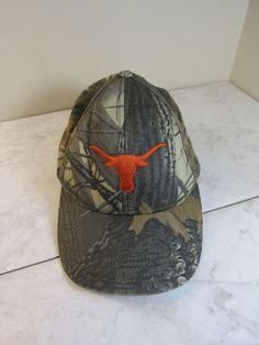 online store 88b2a 53c7f Longhorn Headwear Camo Cotton Blend Baseball Hat Adjustable  fashion   clothing  shoes  accessories  mensaccessories  hats (ebay link)