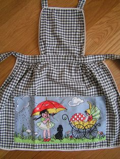 our first apron by dutch-colours, via Flickr