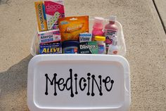 Creative College Care Package Ideas