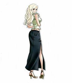 Airis Newgate (oc) by Akira-Takuma on DeviantArt Oc Manga, Anime Oc, Anime Neko, Girls Characters, Female Characters, Anime Outfits, Girl Outfits, One Piece Deviantart, Susanoo Naruto
