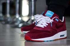 1dd82139bf73  stylefromachitownerseye ✤ Nike Air Max 1  Parra x Patta  (by chonkerez