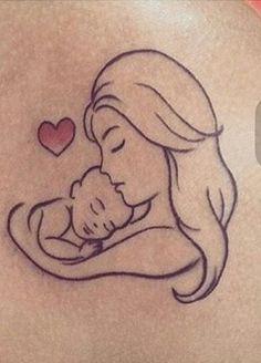 Ideas for mom dad tattoos november 2018 Mommy Tattoos, Mutterschaft Tattoos, Motherhood Tattoos, Baby Tattoos, Cute Tattoos, Body Art Tattoos, Small Tattoos, Tatoos, Girly Drawings
