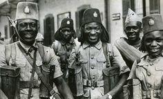 Belgian Congo Force Publique)