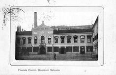 Filanda Comm. Romanin Salzano