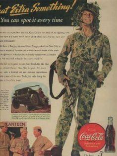 Coca Cola Company's Coca-Cola (1943)