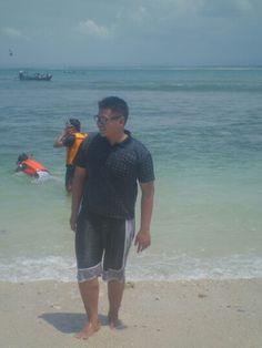 Pangandaran Beach, West java.