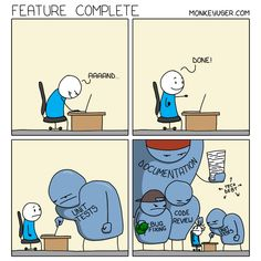 The ultimate inspiration is the deadline Programming Humor, Work Humor, Work Funnies, Software Development, Best Funny Pictures, Memes, Sci Fi, Coding, Technology
