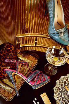 Zapatos y bolsos: tus aliados