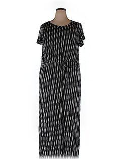 MICHAEL Michael Kors Women Casual Dress Size 2X (Plus)