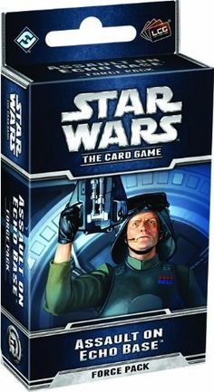 Star Wars LCG: Assault of Echo Base Force Pack:Amazon:Toys & Games