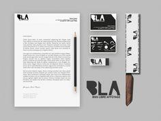 BLA branding Branding, Brand Management, Brand Identity