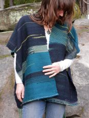 Hand-woven jacket