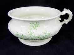 Homer Laughlin Chamber Pot is Antique Circa by RichardsRarityRealm, $46.00