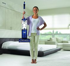 This Never Loses Suction upright vacuum is lightweight and easy to maneuver at only 10.6 lbs. The smallest of the #Navigator lineup, the Navigator #Light is compa...