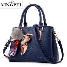 f385d9193dac YINGPEI Women leather handbags famous brands women Handbag purse messenger  bags shoulder bag handbags pouch High