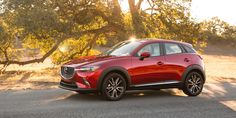 2016 Mazda CX-3 Best Buy Review | Consumer Guide Auto