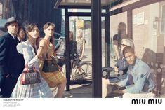 Miu Miu Fall Winter 2015 Adv. Campaign_08 #street #fashion #editorial