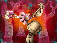 """Fabio Napoleoni Art For Sale """"The Way I Feel When I'm With You"""" http://www.stackscustomframing.com/#!limited-editions"""