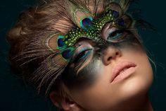 #peacockmasquerade