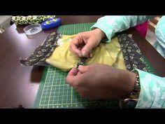 Mulher.com - 12/08/2015 - Necessaire de bolsa em patch - Maria Elisa Fumache PT2 - YouTube