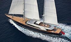 Melek yacht - Perini Navi | SuperYacht Times