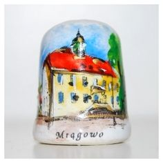 THIMBLE: From Mrągowo