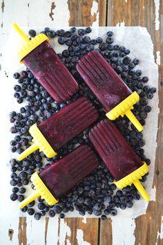 Real Fruit Juice Popsicles  //  12 fresh & delicious flavour combinations!