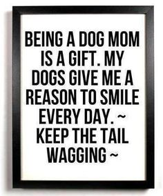 Quotes about dog mom with images best quotes about dogs & famous dog quotes I Love Dogs, Puppy Love, Cute Dogs, Funny Dogs, Dog Quotes, Animal Quotes, Dog Sayings, Lovers Quotes, Baby Quotes