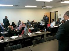 'Cincinnati Blacks In Technology' had a vibrant meetup in March 2013.   One of the attendees was an IT recruiter from KForce.  He wanted to share information about career opportunities in the greater Cincinnati area.