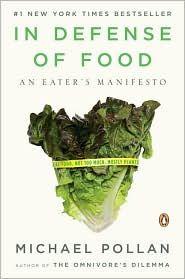 In Defense of Food- December 2012