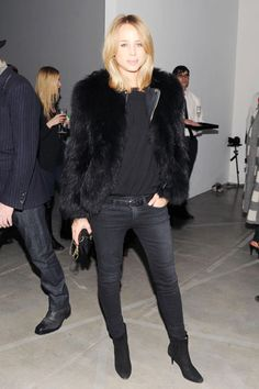 J Brand Fall/Winter 2013 Presentation, Elin Kling