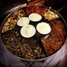 Tacos buffet at Riu Palace Mexico. #ItsRIUtimeinMexico - All Inclusive hotel in Mexico.