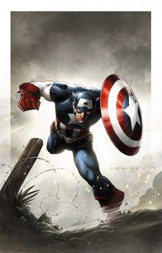 Super-héros Marvel et DC Comics selon Jeremy Roberts | Le Journal Graphic