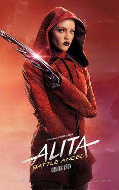 Alita Battle Angel New Movie Posters Film Fox