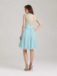 Bridesmaid Dress - Navy