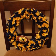 The possibilities are endless for this wreath!