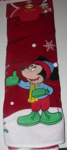 Mickey Mouse Tree Skirt | Momma Bobbins Christmas Tree Skirts | Pinterest | Tree  Skirts, Mice And Christmas Tree