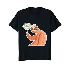 d680805d8 Funny Sloth, Soccer Shirts, Funny Shirts, Cool T Shirts, Gifts For Kids,  Shirt Designs, Soccer T Shirts, Presents For Kids, Soccer Jerseys