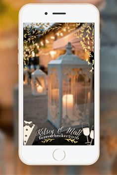 Custom On-Demand Snapchat Geofilter: Classic Wedding Snapchat Geofilter --- Only $22 from Makeshake Artist @cam_schott #snapchat #custom #customgeofilters #geofilter #filter #wedding