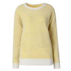 뉴욕풍의 캐쥬얼시크와 빈티지의 영캐릭터 캐쥬얼로 상큼한 옐로우 티셔츠 @엘롯데 비지트인뉴욕