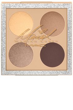 Mariah Carey's M.A.C Collection is finally here! M.A.C Cosmetics I'm That Chick Eye Shadow x4 is definitely a great gift for the beauty lover! It is  $41, available December 15 at MAC Cosmetics.