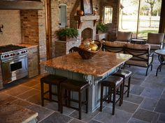 36 best Outdoor Kitchen images on Pinterest   Outdoors, Gardens and ...